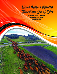 "United Braford Breeders ""Sale of Sales"